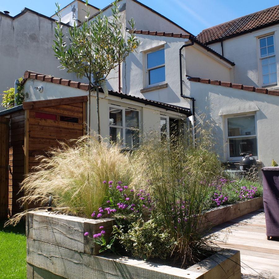 Landscaping Small Dorset Garden